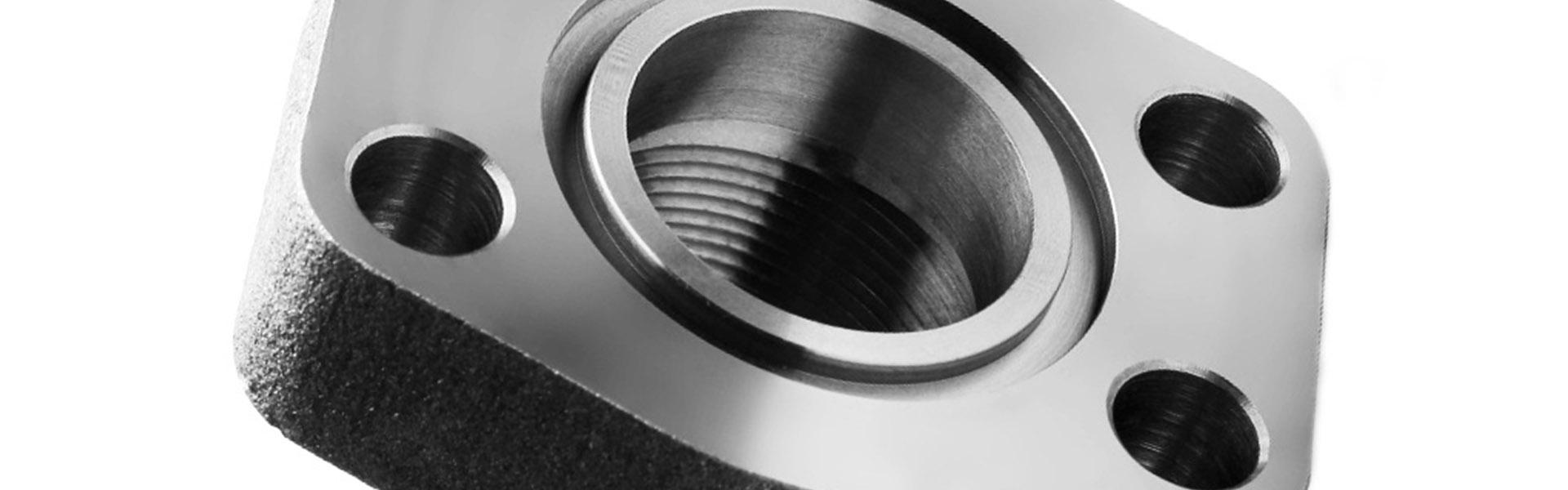 Hexafluid componenti oleodinamici flange